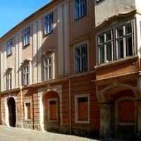 Egy régi soproni ház: a Zichy–Mesko-palota