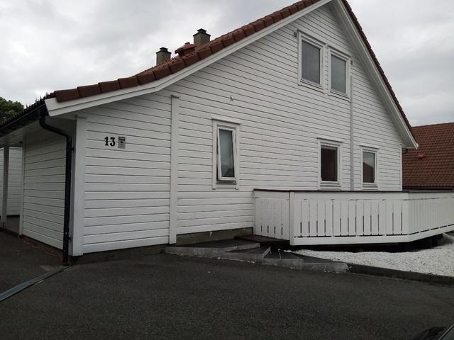 Van egy házunk Norvégiában