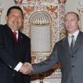 Venezuelai-orosz két jó barát
