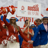 Az oroszok az olimpián a második helyet vették célba