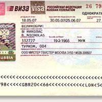 Mi kell az orosz vízumhoz?