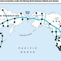Foglaljanak helyet, a Csukotka-Alaszka járat tíz év múlva indul!