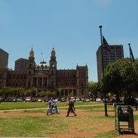Pretoria és egy teljesen hülye búcsú Dél-Afrikától