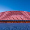 Ilyen fáin stadiont csak a legtutibb diktátorok tudnak építeni