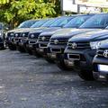 22 darab Toyota Hilux terepjáróval gyarapodott a MOHOSZ