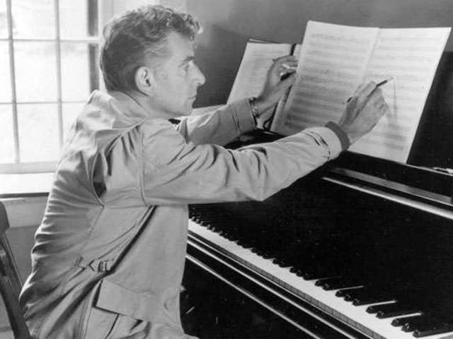 Bernstein 100 -  a jazz nyelvére hangszerelve