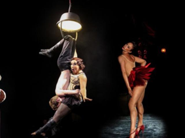 Cirkuszművészet újragondolva. Párizs éjjel (Recirquel)