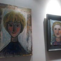 Álomarcúak - Gross Arnold korai portréfestményei