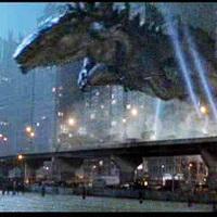 Godzilla-avagy a Schumi rajongó jószág akcióban