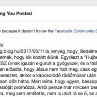 A Facebooknak is a külsőség számít, nem a humánum