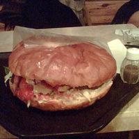 Burger mennyország