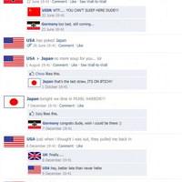 A 2. világháború á la Facebook