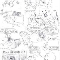 Cartoon World War