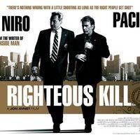 Filmajánló- Righteous Kill