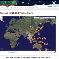 A Télapó esete a NORAD-dal