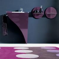 A féloldalas mosdó
