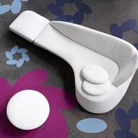 Sofa designer módra