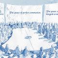 A béke asztal(os); George Nakashima hétvége