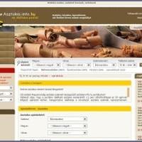 Vélemény az www.asztalos-info.hu-ról