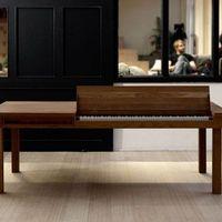 Zongora asztal kicsit másként