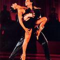 Rumba latin tánc