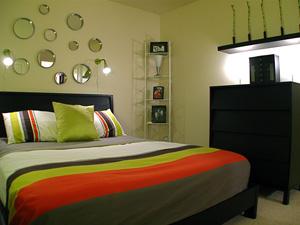 Hálószoba nagytakarítás