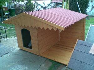 Szép kutyaház