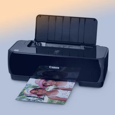 Fekete nyomtató