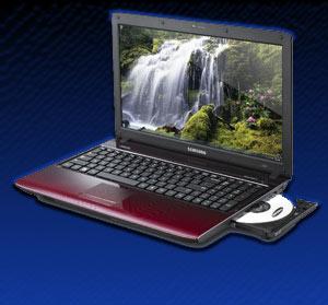 Samsung R580 notebook