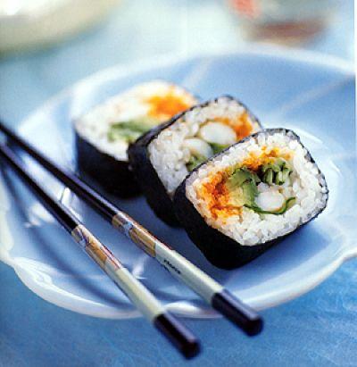 Sushi kiszállítás