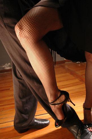 Tango: feszes latin táncok