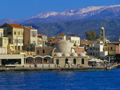 utazás Kréta