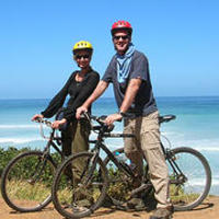 vállalkozási ötlet #1: kerékpáros túravezető