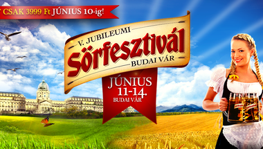 V. Sörfesztivál - Budai Vár - 2015.Június 11-14.