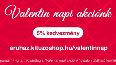 Valentin napi akció - páros termékek
