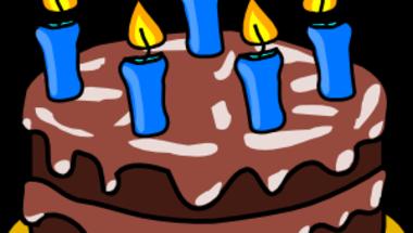 Kitűzők születésnapi party-ra