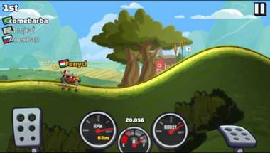Hill Climb Racing 2 játékajánló