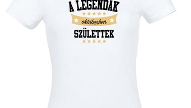 Legendák pólók