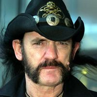 Lemmy: Csúnya herceg fekete lovon