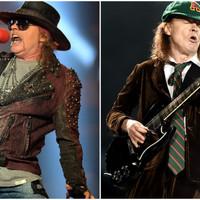 Hivatalos! Axl Rose veszi át az AC/DC énekesi pozícióját