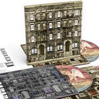 Az angol listák élére tört a Led Zeppelin újból kiadott szülinapi albuma, a Physical Graffiti