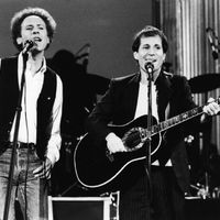 Simon & Garfunkel: A Central Park hangjai