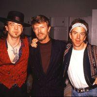 """""""David Bowie úgy tesz, mintha ő szólózna!"""""""