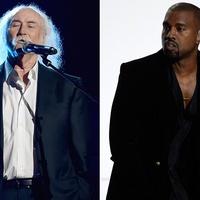 """David Crosby – """"Kanye West egy idióta pózer!"""""""