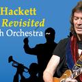 Szimfonikus koncertfelvétellel jelentkezik Steve Hackett