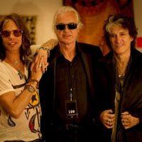 Amikor az Aerosmith Jimmy Page-dzsel zenélt