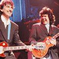 Gary Moore volt George Harrison kedvenc gitárosa