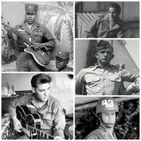 Zenészek a katonaság kötelékében