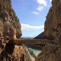 El Caminito del Ray azaz a királyok útja - kanyon túra
