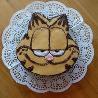 Garfield csokis torta, egyszerűen, lépésről lépésre